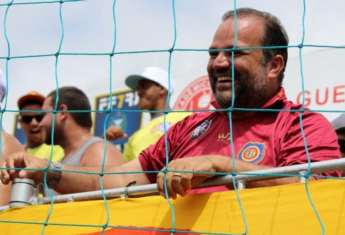Carlos Gandola Madureira futebol 7 (Foto: Davi Pereira/Jornal F7.com)