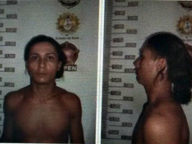 Homem ameaçou policia militar com uma arma de brinquedo  (Foto: Divulgação)