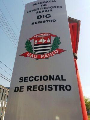 Prisão foi feita por policiais da DIG (Foto: Polícia Civil/Divulgação)