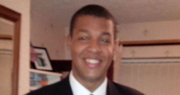 Joseph Brown-Lartey morreu no local do acidente (Foto: BBC/Greater Manchester Police)