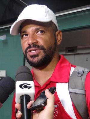 Julio Cesar CRB  (Foto: Leonardo Freire/GloboEsporte.com)