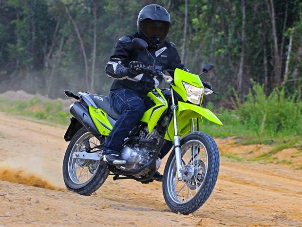 Honda NXR 150 Bros (Foto: Divulgação)