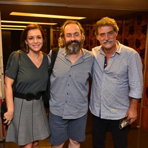 Regiane Alves, Daniel Dantas e Giuseppe Oristanio (Foto: Divulgação)