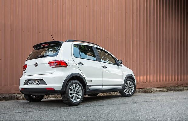 Volkswagen Fox Track (Foto: Marcos Camargo/Autoesporte)