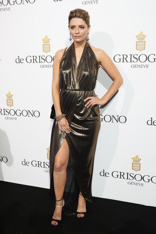 Mischa Barton participa de festa vip em Cannes (Foto: Getty Image)