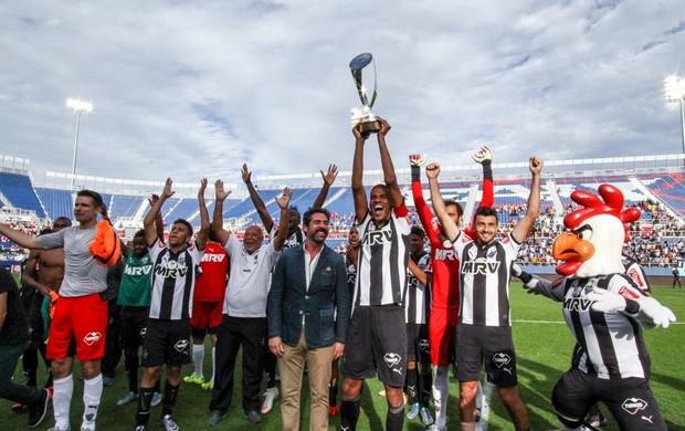 BLOG: Atlético Mineiro supera Corinthians em pré-temporada