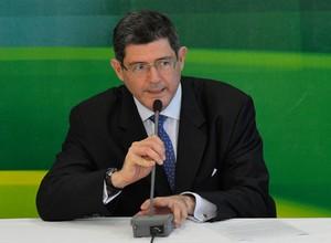 O ministro da Fazenda, Joaquim Levy (Foto: Wilson Dias/ABr)