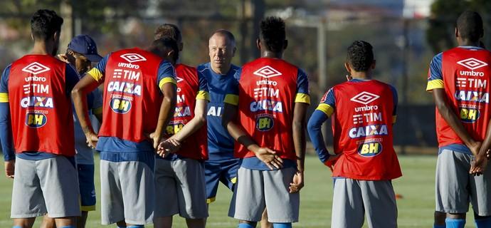 Mano Menezes, Cruzeiro (Foto: Washington Alves/ Light Press)