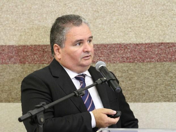 iran costa em visita da diretora geral da OMS Margareth Chan ao Recife (Foto: Aldo Carneiro/ Pernambuco Press)