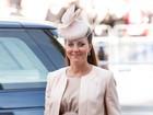Kate Middleton entra em trabalho de parto em Londres