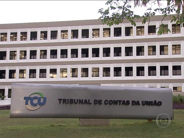 Prédio do TCU/GNews (Foto: Reprodução GloboNews)