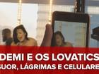 Demi Lovato diz que vai voltar ao Brasil, após show só para convidados