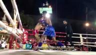 Friburguense Yure Silve, pode se tornar campeão mundial de Muay Thai