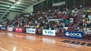 copatvtem, ourinhos, paraguaçu paulista, abertura (Foto: Waldomiro Neto)