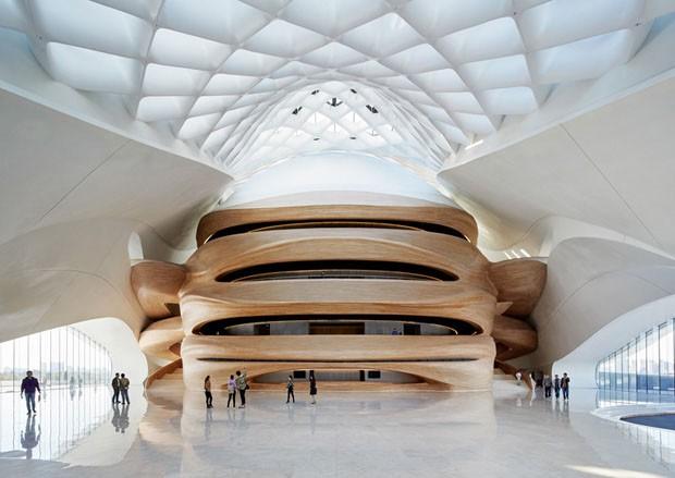 Ópera House de Harbin  (Foto: Reprodução )