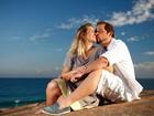 Conrado celebra 24 anos de amor com Andréia Sorvetão: 'É uma vida'