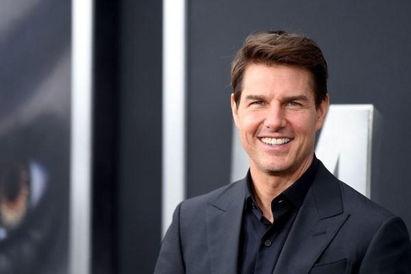 Tom Cruise quebrou o tornozelo durante as filmagens de 'Missão Impossível 6' (Foto: Getty Images)