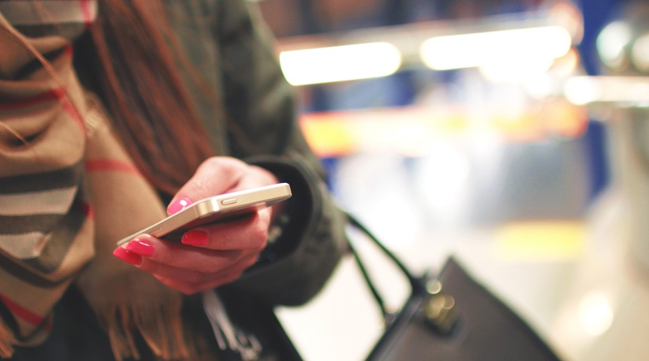 celular, smartphone (Foto: Pexels)