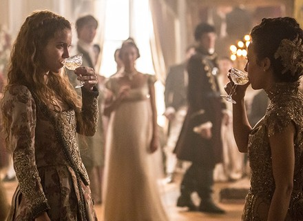 Reta final: Branca vai ao casamento de Joaquina e prepara surpresa