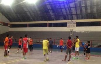 Com vantagem na final, Rivera busca 1º título na elite do Acreano de Futsal