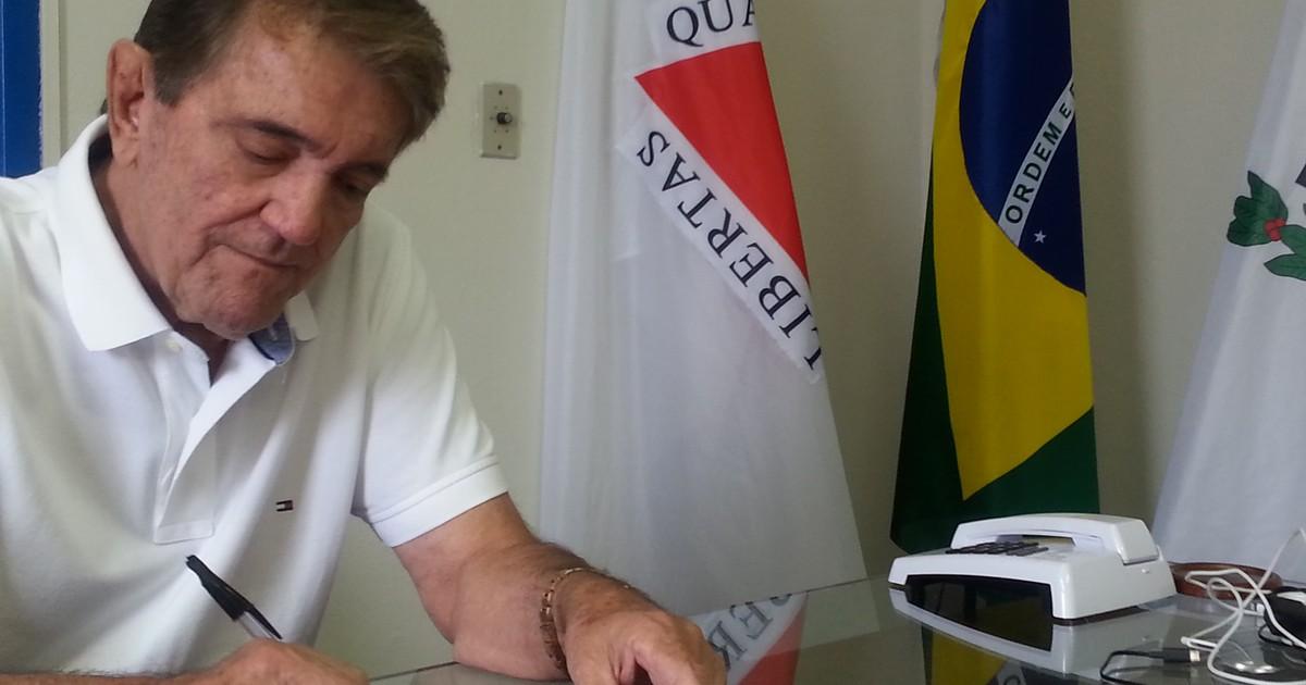 Após ano com cassação, prefeito de Araxá faz balanço do governo - Globo.com
