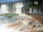 Cataratas do Iguaçu recebem quase  30 mil visitantes no feriado de Natal