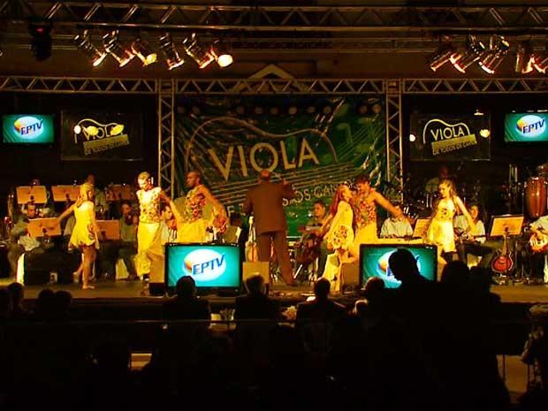 Festival Viola de Todos os Cantos abre inscrições para edição 2013 (Foto: Reprodução EPTV)