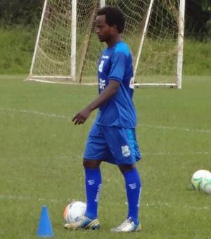 Tindurim é o grande nome da equipe (Foto: Sílvio Túlio/GloboEsporte.com)