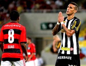 Rafael Marques jogo Botafogo e Flamengo (Foto  Vitor Silva   SSPress) 3481b5e346e1b