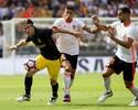 Radar da Seleção: Firmino e Giuliano se destacam. Fagner e Weverton mal