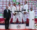 Maria Suelen conquista único ouro do Brasil no Grand Slam de Abu Dhabi