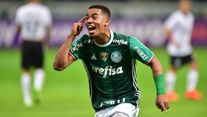 Palmeiras aceita oferta do City por Gabriel Jesus; atleta sai no fim de 2017