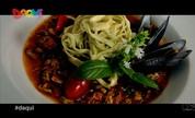 Sabores Daqui ensina a fazer Linguini de Sururu