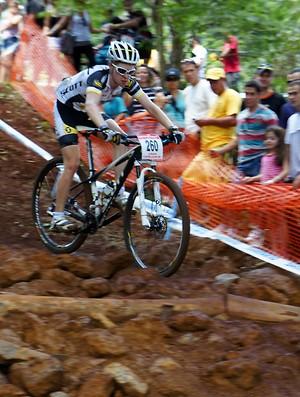 Nícolas Sessler vence 1ª etapa da Copa Internacional de Mountain Bike (Foto: Divulgação / Adil Filoso)