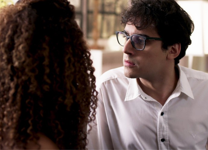Henrique vai trair a confiança de Brau? (Foto: TV Globo)