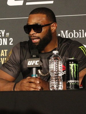 Tyron Woodley; UFC 209 (Foto: Evelyn Rodrigues)