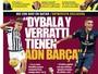 Jornais: Xavi dá seu aval a Dybala e Verratti, e Real mira Renato Sanches