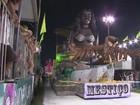 Casa do Mestiço comemora título do carnaval 2014 (Reprodução / TV Tribuna)