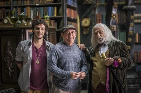 'Didi e o segredo dos anjos' (Foto: TV Globo/Paulo Belote)