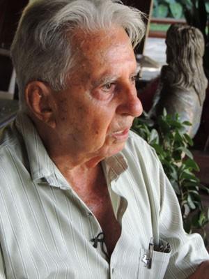 Ney Maranhão (Foto: Vitor Tavares / G1)