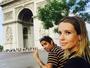 Juliana Didone abre álbum de viagem ao lado do namorado na Europa