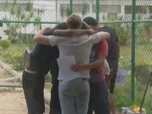 new hit sai da prisao (Foto: Reprdoução/TV Bahia)