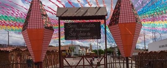 Cidade do Sertão tem 33 dias de São João (Messias Camboim/Arquivo Pessoal)