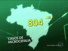 Número de casos de microcefalia aumenta de novo no Brasil