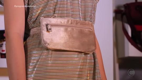 Saiba como usar a pochete em looks causais e de festa