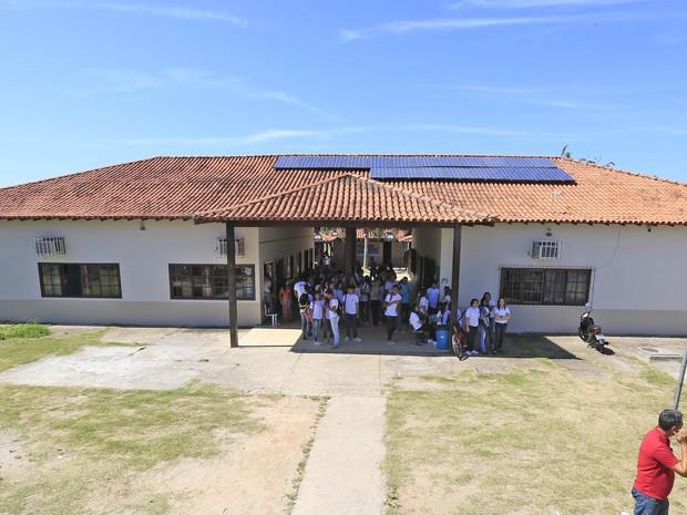 Escolas municipais de Búzios estão utilizando painéis solares para gerar energia