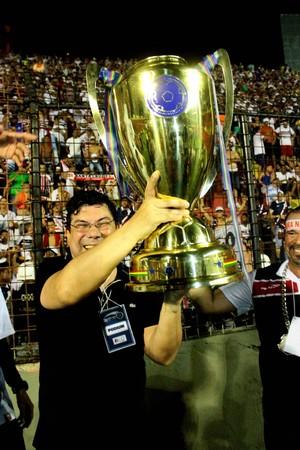 Alírio Moraes (Foto: Marlon Costa (Pernambuco Press))