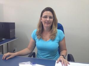 Eleneide Doff, chefe de pesquisa e desenvolvimento da Embrapa Amapá (Foto: John Pacheco/G1)