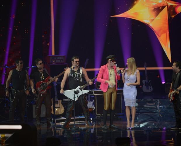 Tarcisio Meira´s Band (Foto: Camila Serejo/TV Globo)