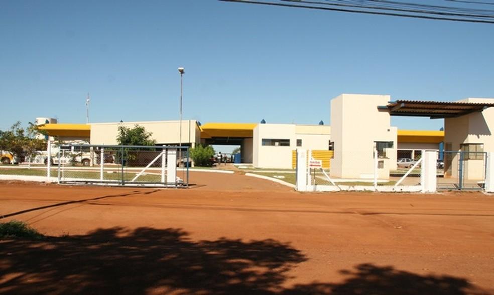 Sede do Detran em Palmas (Foto: Detran/Divulgação)